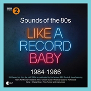 Sounds Of The 80's - Like A Record Baby | Vinyl