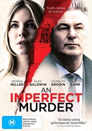 An Imperfect Murder | DVD