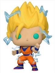 Dragon Ball Z - Goku Super Saiyan 2 US Exclusive Pop! Vinyl | Pop Vinyl