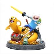 Adventure Time - Jake & Finn Statue | Merchandise
