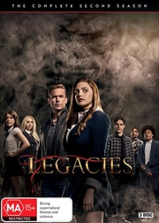 Legacies - Season 2 | DVD