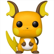 Pokemon - Raichu Pop! Vinyl [RS] | Pop Vinyl