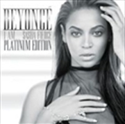 I Am Sasha Fierce: Platinum Edition | CD/DVD