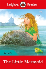 The Little Mermaid - Ladybird Readers Level 4 | Paperback Book