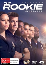 Rookie - Season 2, The | DVD