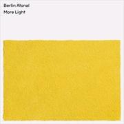 Berlin Atonal - More Light   Vinyl