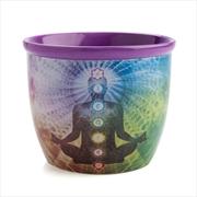 Wild Scents Chakra Ceramic Smudge Bowl | Homewares