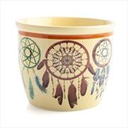 Wild Scents Dreamcatcher Ceramic Smudge Bowl | Homewares