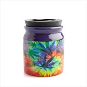 Small Rainbow Weed Stash It! Storage Jar | Merchandise