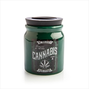 Small Cannabis Stash It! Storage Jar | Merchandise