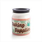 Small Baking Supplies Stash It! Storage Jar | Merchandise