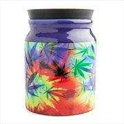 Large Rainbow Weed Stash It! Storage Jar | Merchandise