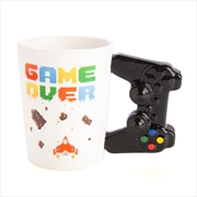 Game Controller 3D Handle Mug | Merchandise