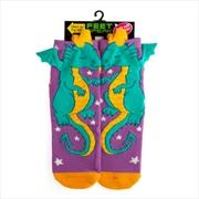 Dragon Feet Speak Socks | Apparel