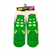 Croc Feet Speak Socks | Apparel