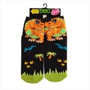 Trex Feet Speak Socks | Apparel