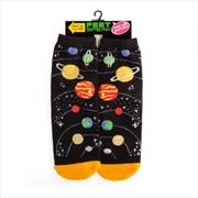 Planetary Feet Speak Socks | Apparel
