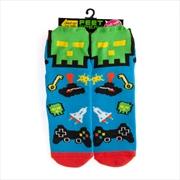 Gamer Feet Speak Socks | Apparel