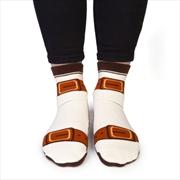 Old Fart Feet Speak Socks | Apparel