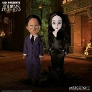 LDD - The Addams Family Gomez & Morticia | Merchandise