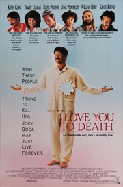 I Love You To Death | DVD