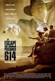 Escape Of Prisoner 614 | DVD