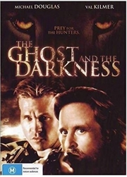 Ghost And The Darkness | DVD