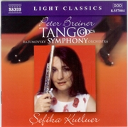 Tango Goes By Symphony   CD