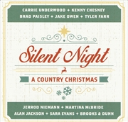 Silent Night: A Country Christmas | CD