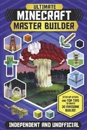 Minecraft Master Builder Format: Paperback | Paperback Book