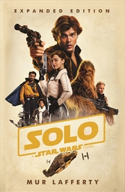 Solo: A Star Wars Story   Paperback Book