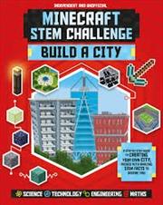 Minecraft Stem Challenge | Paperback Book