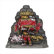 Iron Man - Graffiti Deco US Exclusive Pop! Deluxe [RS] | Pop Vinyl