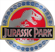 Jurassic Park - Double-Sided Logo Challenge Coin | Collectable