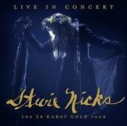 Live In Concert - 24 Karat Gold Tour | CD/DVD