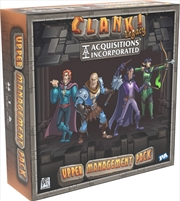 Clank Legacy Acquisitions Incorporated Upper Management Pack | Merchandise