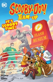 Scooby-Doo Team-Up It's Scooby Time! | Paperback Book