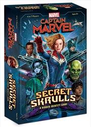 Captain Marvel Secret Skrulls | Merchandise