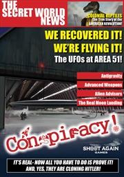 Conspiracy   Merchandise