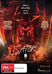 Sator | DVD