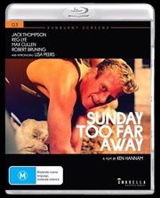 Sunday Too Far Away | Sunburnt Screens | Blu-ray