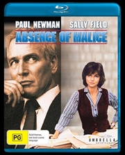 Absence Of Malice | Blu-ray