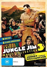 Jungle Jim | Movie Collection 3 | DVD