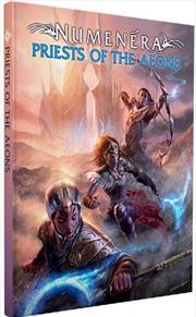 Numenera RPG Priests of the Aeons | Merchandise