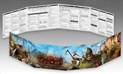 The North Sea RPG Epilogues Game Masters Screen | Merchandise