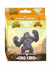 King of Tokyo King Kong Monster Pack | Merchandise