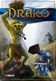 Drako Knights And Trolls | Merchandise