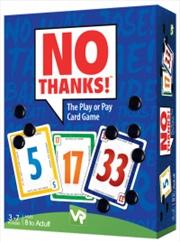 No Thanks | Merchandise