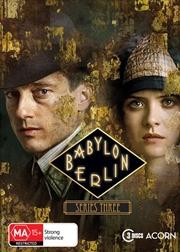 Babylon Berlin - Series 3   DVD
