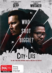 City of Lies | DVD
